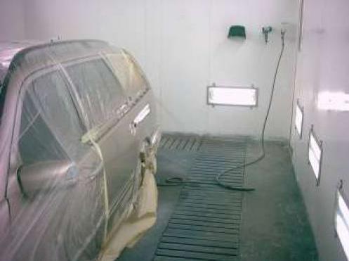 autospuiten almere